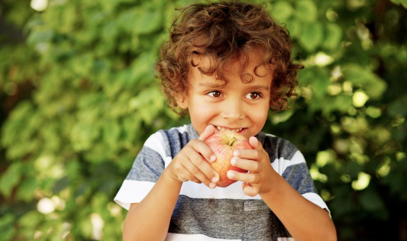 Educação alimentar na hora do recreio