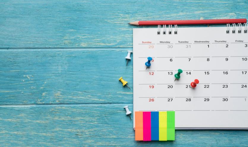Você sabe como montar um cronograma de estudos?