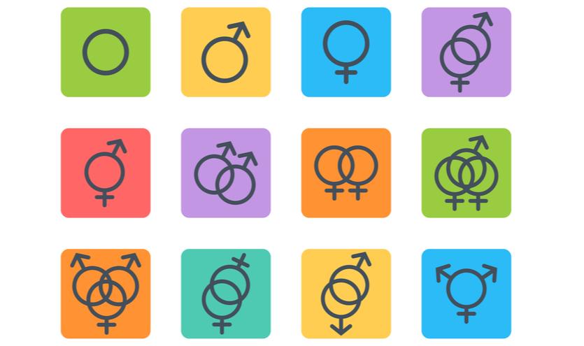 Sexo biológico, identidade de gênero e orientação sexual